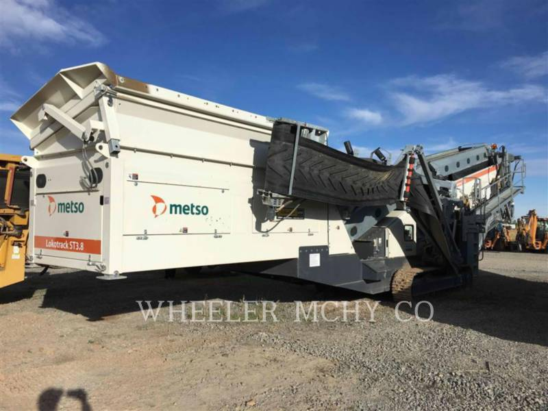 METSO SCREENS ST3.8 SCRN equipment  photo 3