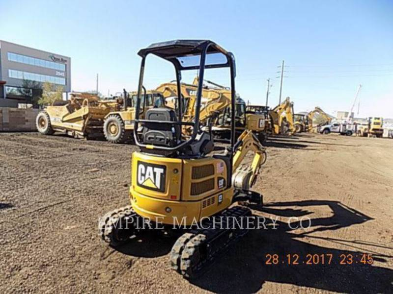 CATERPILLAR KOPARKI GĄSIENICOWE 301.7DCROR equipment  photo 3
