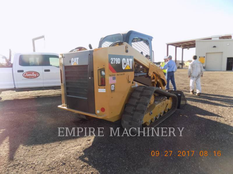 CATERPILLAR CARGADORES MULTITERRENO 279D equipment  photo 2