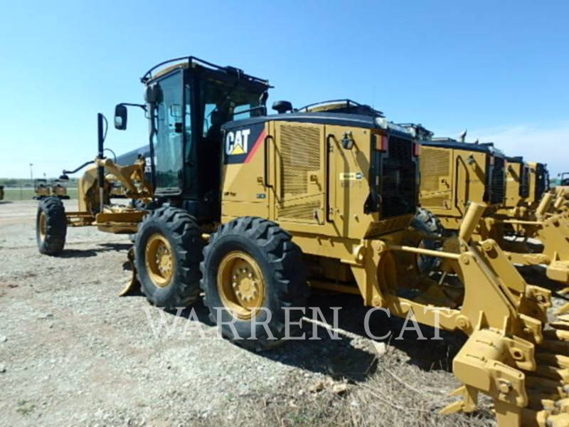 CATERPILLAR NIVELEUSES 120M equipment  photo 3