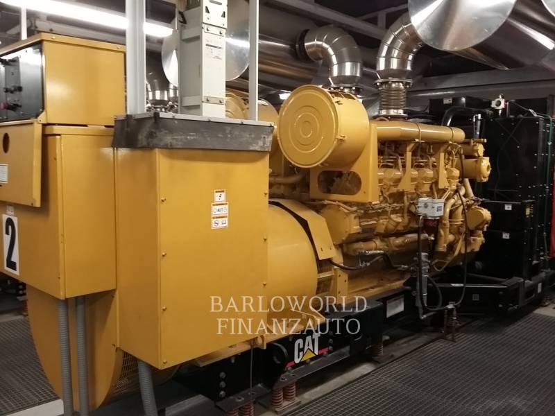 CATERPILLAR POWER MODULES (OBS) 3512 equipment  photo 2