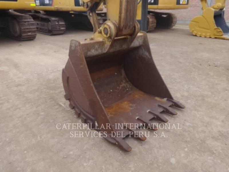 CATERPILLAR PELLES SUR PNEUS M313 D equipment  photo 17