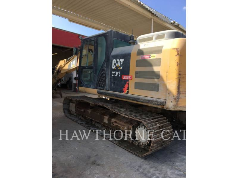 CATERPILLAR KETTEN-HYDRAULIKBAGGER 320EL TH equipment  photo 9