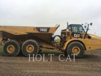Equipment photo CATERPILLAR 745C TOMBEREAUX ARTICULÉS 1