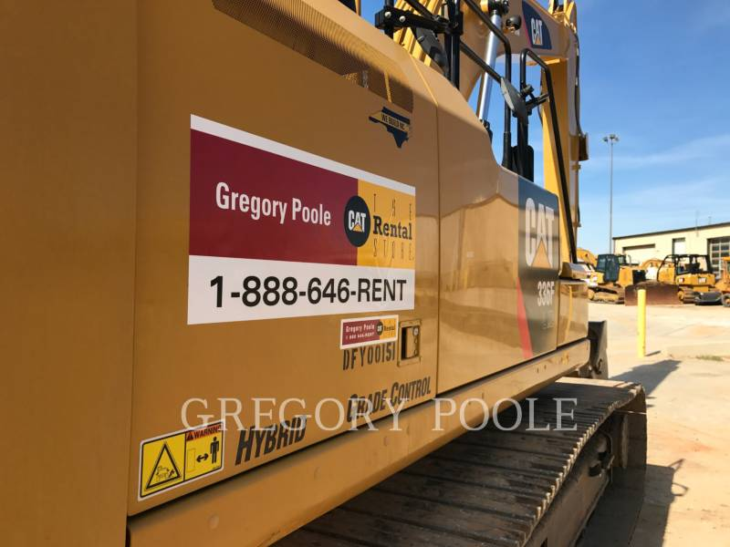 CATERPILLAR KETTEN-HYDRAULIKBAGGER 336F L equipment  photo 9