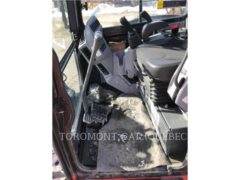 KUBOTA CORPORATION EXCAVADORAS DE CADENAS KX040-4 equipment  photo 12