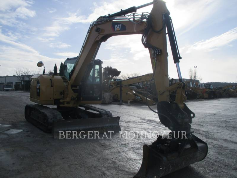 CATERPILLAR PELLES SUR CHAINES 308E2 CR equipment  photo 4