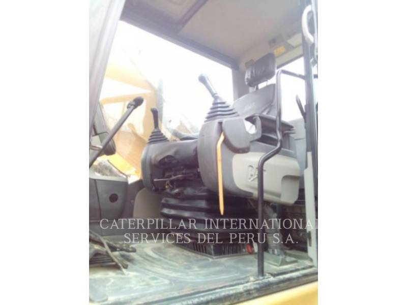 CATERPILLAR KETTEN-HYDRAULIKBAGGER 336 D L ME equipment  photo 8