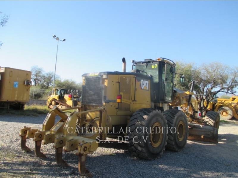 CATERPILLAR モータグレーダ 16M equipment  photo 1