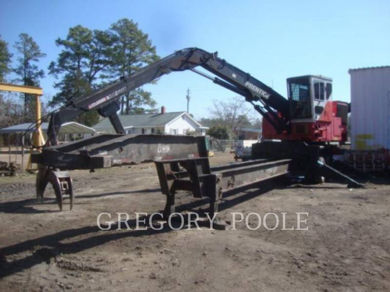 PRENTICE HOUTLADERS 2414 equipment  photo 1