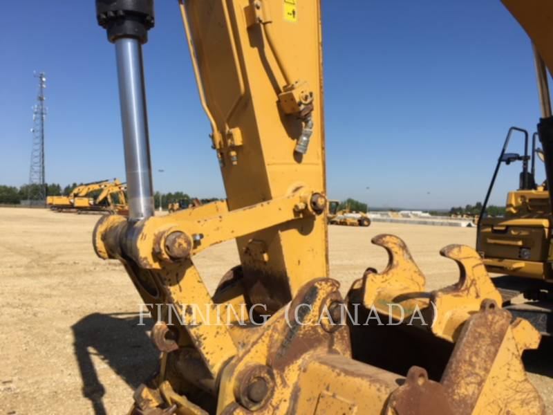 CATERPILLAR EXCAVADORAS DE CADENAS 329FL equipment  photo 8