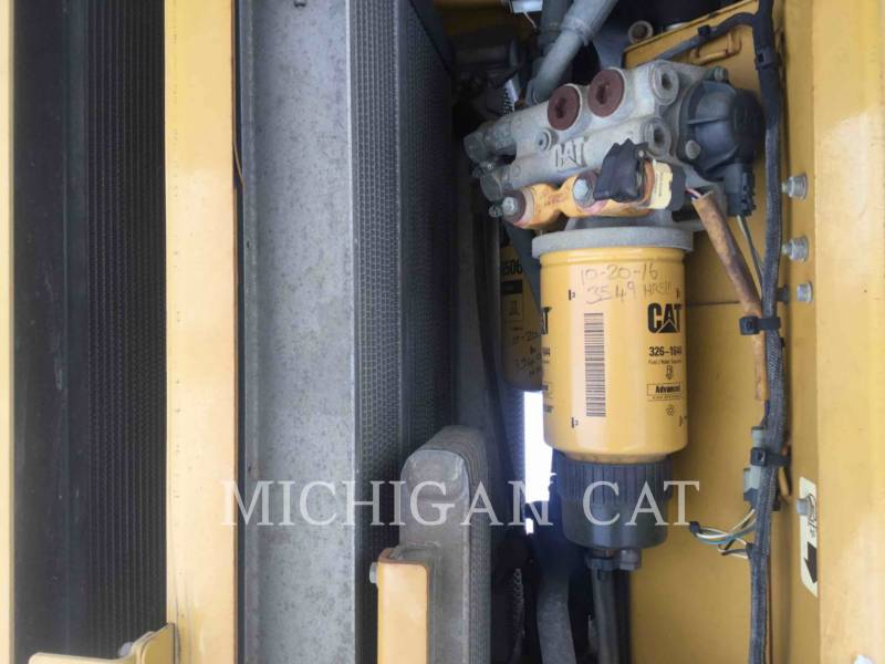 CATERPILLAR RADLADER/INDUSTRIE-RADLADER 924H equipment  photo 12