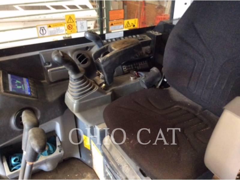 TAKEUCHI MFG. CO. LTD. EXCAVADORAS DE CADENAS TB280FR equipment  photo 7