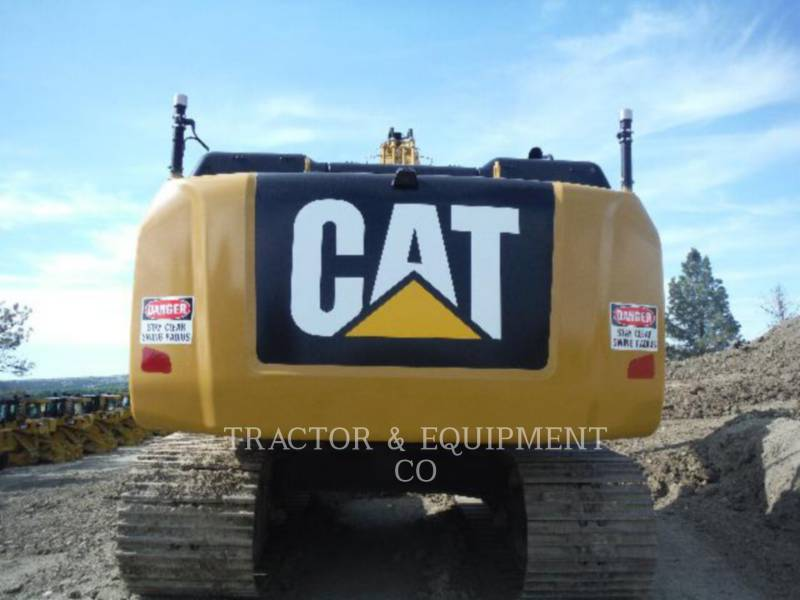 CATERPILLAR TRACK EXCAVATORS 336E LH equipment  photo 3