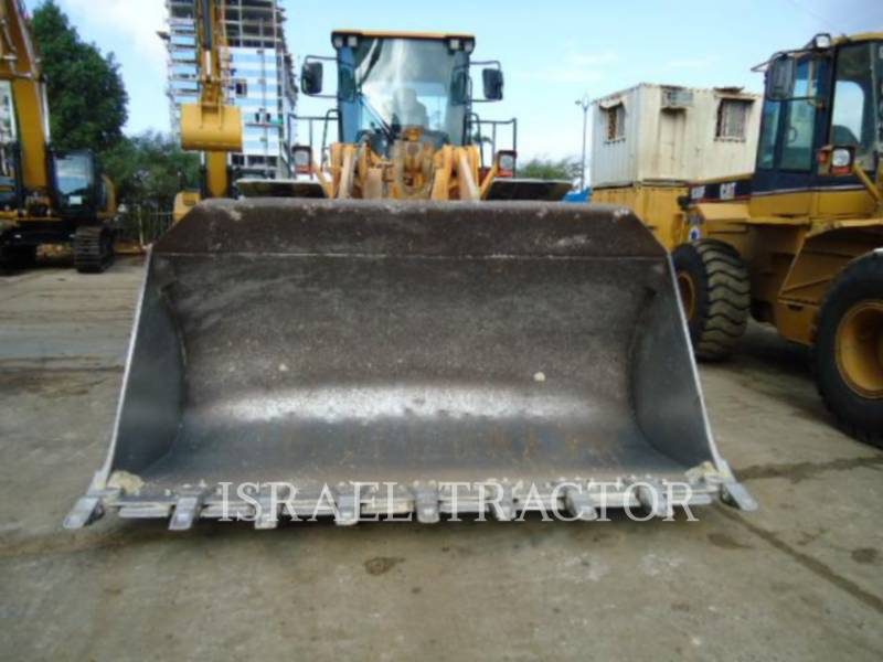 HYUNDAI CONSTRUCTION EQUIPMENT WHEEL LOADERS/INTEGRATED TOOLCARRIERS HL770-9 equipment  photo 7