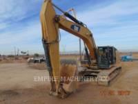 CATERPILLAR TRACK EXCAVATORS 336EL HYB equipment  photo 4