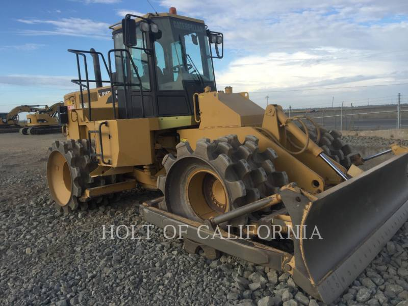 Caterpillar COMPACTOARE 815FII equipment  photo 1