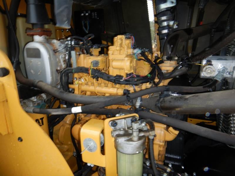 CATERPILLAR WIELLADERS/GEÏNTEGREERDE GEREEDSCHAPSDRAGERS 914 K equipment  photo 12