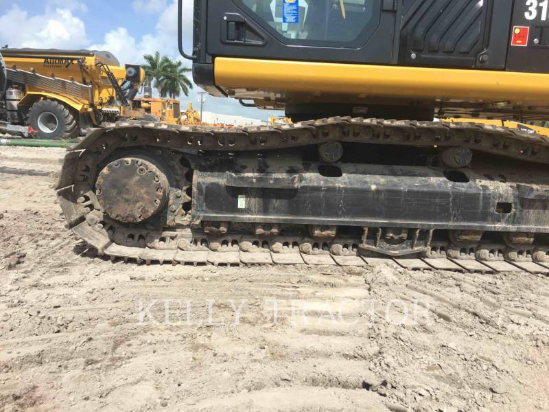 CATERPILLAR TRACK EXCAVATORS 316EL equipment  photo 9