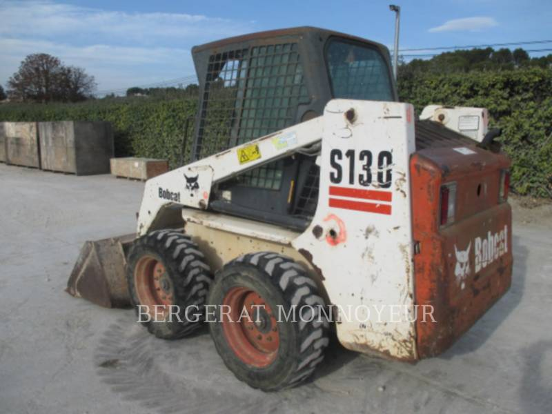 BOBCAT CHARGEURS COMPACTS RIGIDES S130 equipment  photo 2