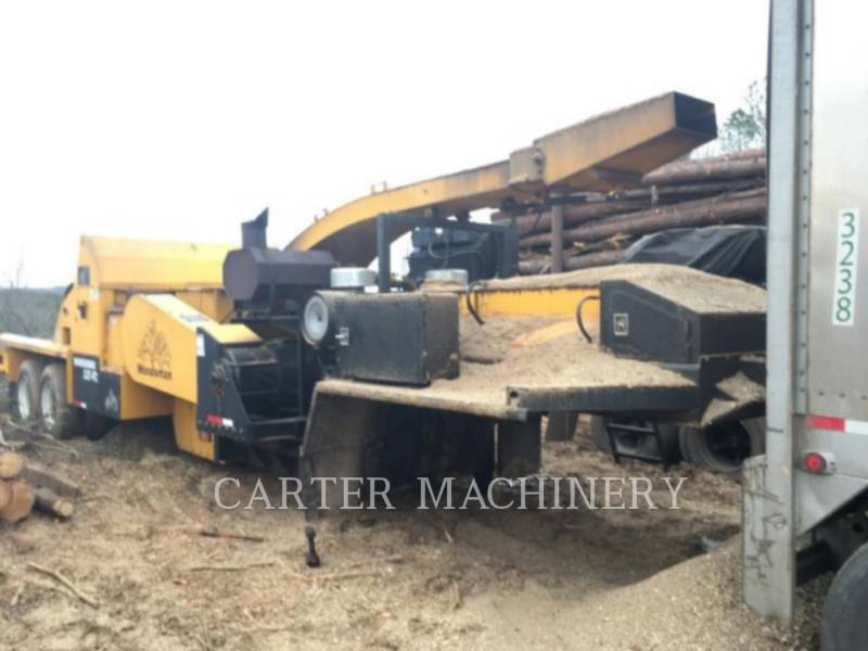 WOODSMAN SALES INC Déchiqueteuse, horizontale WOODS 337 equipment  photo 4