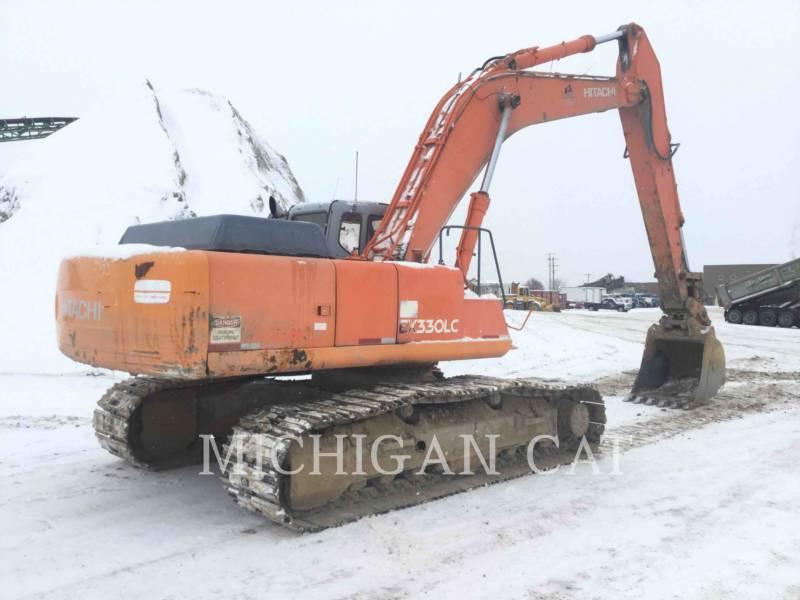 HITACHI トラック油圧ショベル EX330LC-5 equipment  photo 3