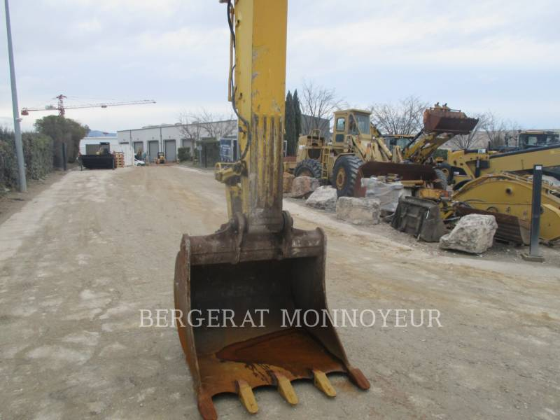 FORD / NEW HOLLAND TRACK EXCAVATORS E385 equipment  photo 14