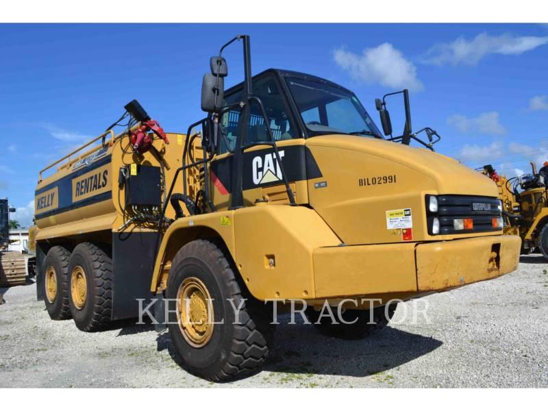 CATERPILLAR CAMIONES ARTICULADOS 725 equipment  photo 1