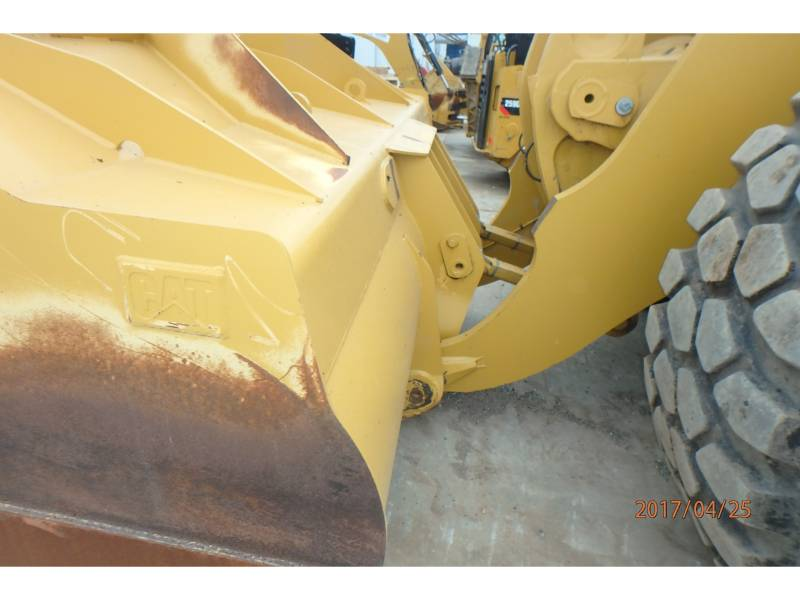 CATERPILLAR CARGADORES DE RUEDAS 980K equipment  photo 8