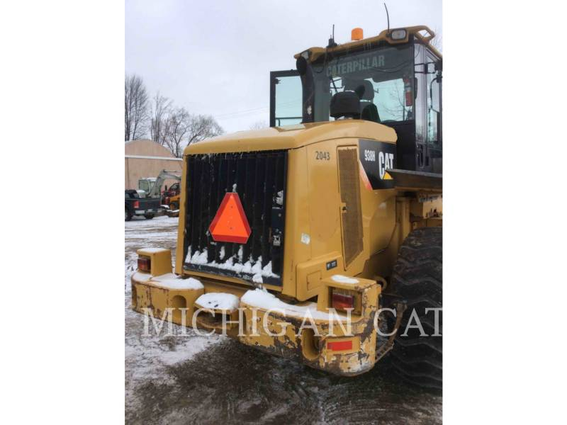 CATERPILLAR WHEEL LOADERS/INTEGRATED TOOLCARRIERS 938H equipment  photo 23