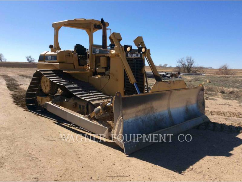 CATERPILLAR TRACTORES DE CADENAS D6RLGP equipment  photo 4