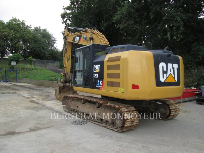 CATERPILLAR EXCAVADORAS DE CADENAS 320E equipment  photo 4