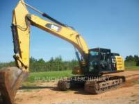 Equipment photo CATERPILLAR 329FL ESCAVADEIRAS 1