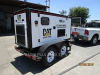 Equipment photo OLYMPIAN CAT DE110 TRANSPORTABLE STROMAGGREGATE 1