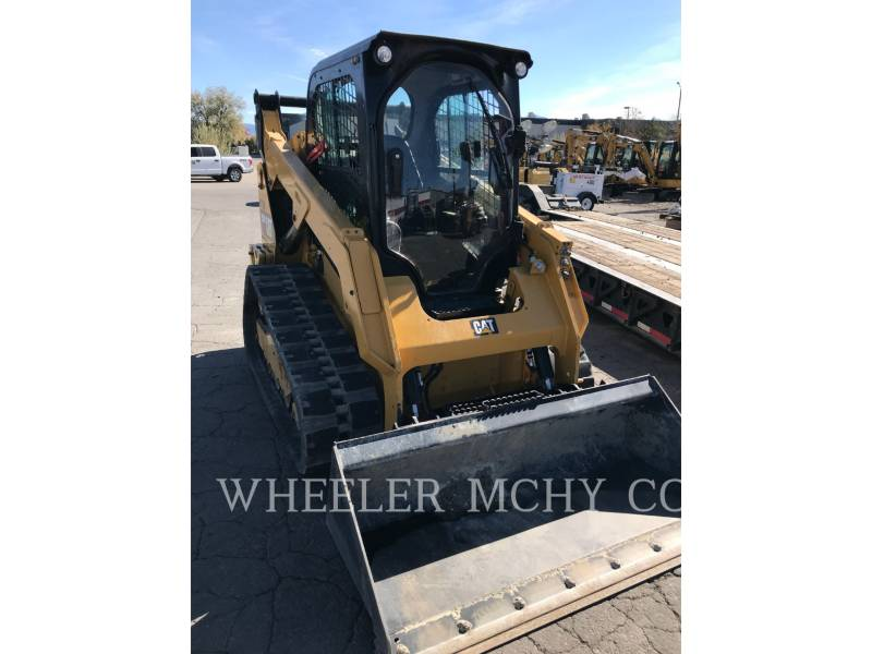 CATERPILLAR CHARGEURS COMPACTS RIGIDES 259D C3 HF equipment  photo 1