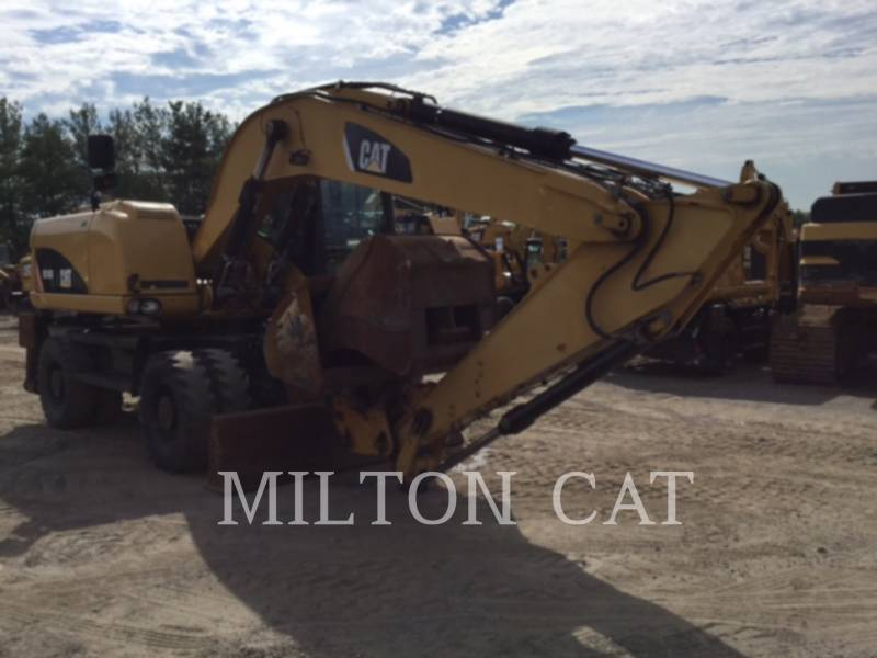 Caterpillar EXCAVATOARE PE ROŢI M316D equipment  photo 2