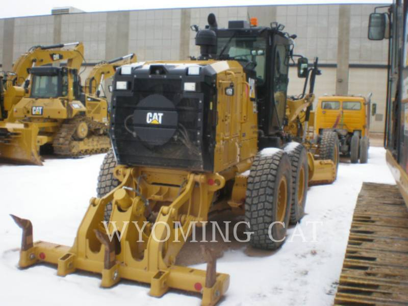 CATERPILLAR RÓWNIARKI SAMOBIEŻNE 140M2 equipment  photo 5