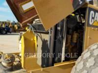 CATERPILLAR VIBRATORY SINGLE DRUM SMOOTH CS-54 equipment  photo 22