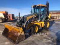 Equipment photo JOHN DEERE 410J BACKHOE LOADERS 1
