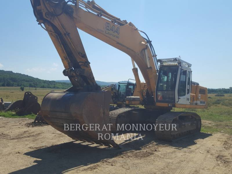 LIEBHERR PELLES SUR CHAINES R 944 LITRONIC  equipment  photo 2