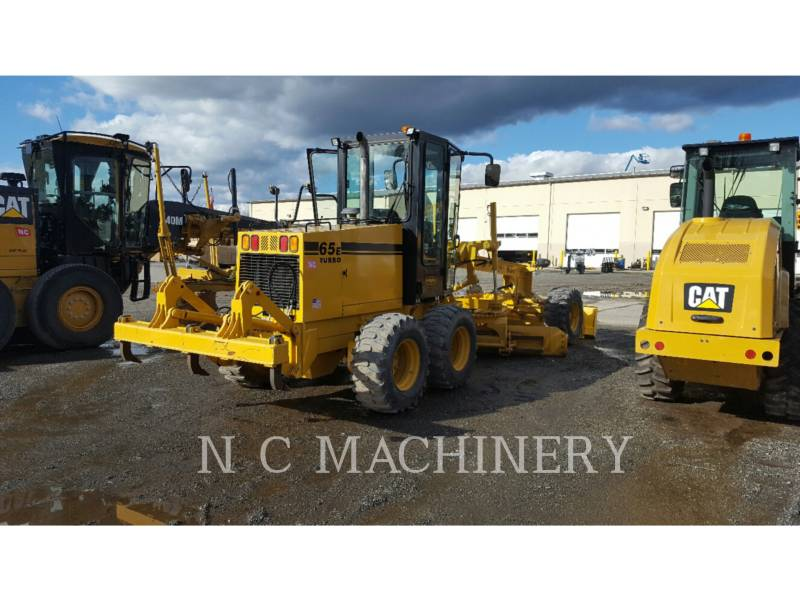 NORAM MOTORGRADER 65E equipment  photo 3
