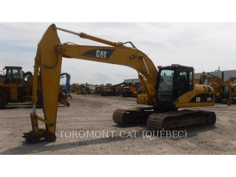 CATERPILLAR EXCAVADORAS DE CADENAS 320CL equipment  photo 1