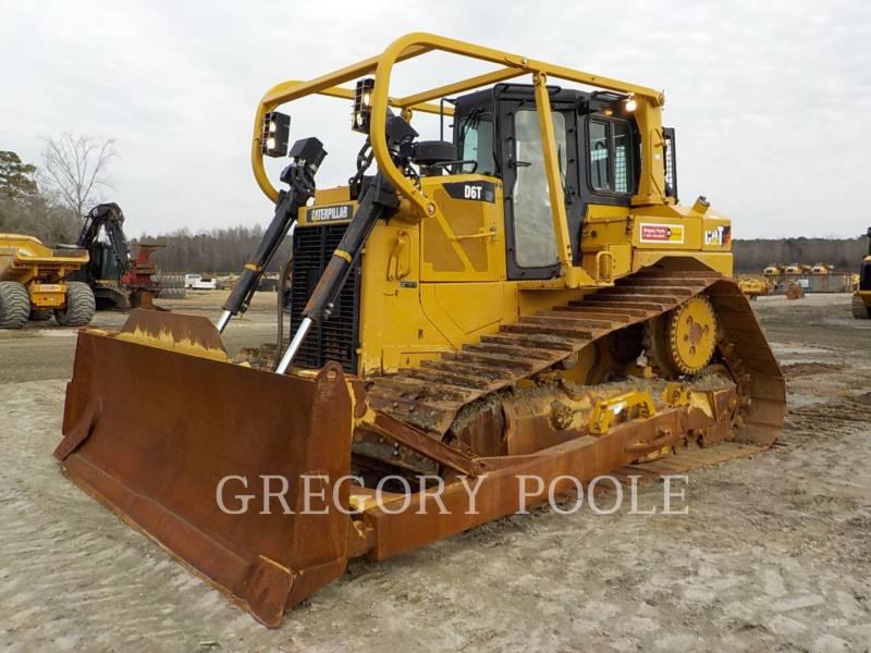 CATERPILLAR CIĄGNIKI GĄSIENICOWE D6T equipment  photo 1