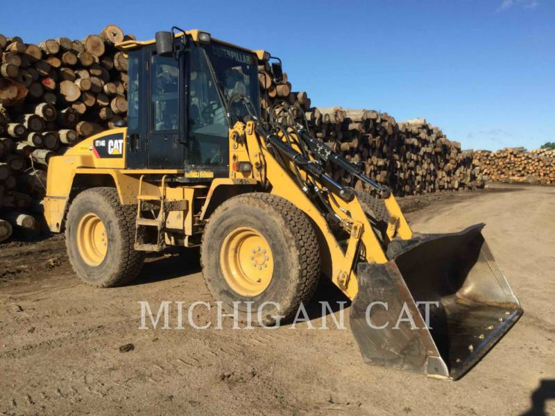 CATERPILLAR RADLADER/INDUSTRIE-RADLADER IT14G equipment  photo 2