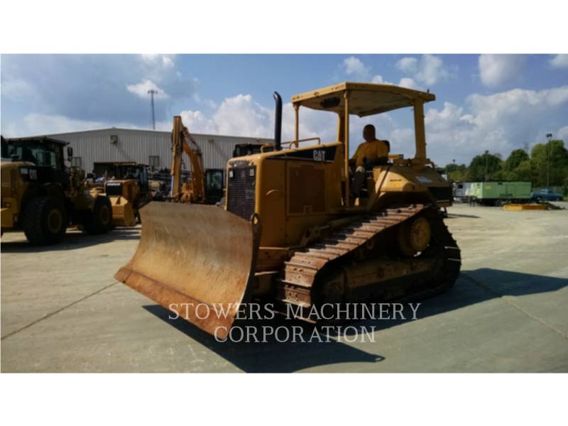 CATERPILLAR KETTENDOZER D5NXL equipment  photo 1