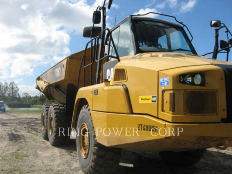 CATERPILLAR TOMBEREAUX ARTICULÉS 730C2TG equipment  photo 2
