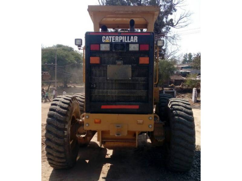 CATERPILLAR NIVELEUSES 120K2 equipment  photo 8