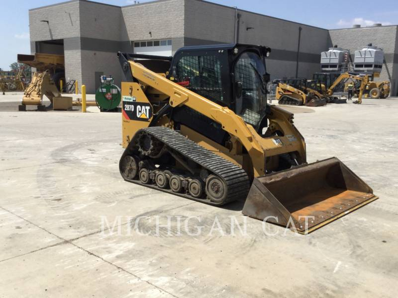 CATERPILLAR CARGADORES MULTITERRENO 287D AQ equipment  photo 1