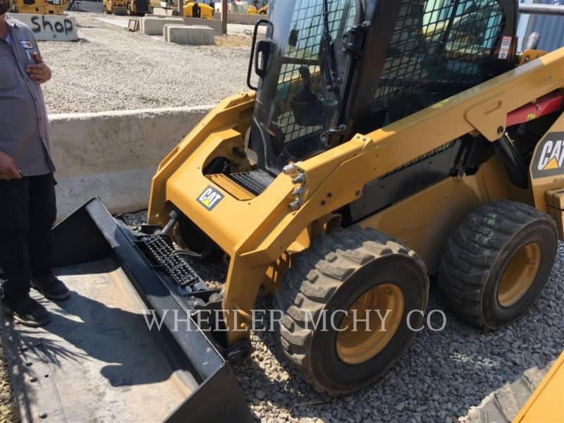 CATERPILLAR CHARGEURS COMPACTS RIGIDES 262D C3HF2 equipment  photo 5