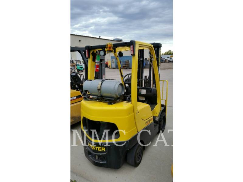 HYSTER FORKLIFTS S60FT equipment  photo 2